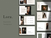 LORA - Keynote Template