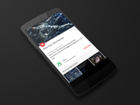 YouTube / Android L