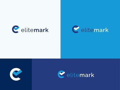 E letter elite mark logo design vector logo design branding logo mark logo unique logo logodesign logotype branding creative logo e letter logo