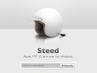 Steed is coming soon