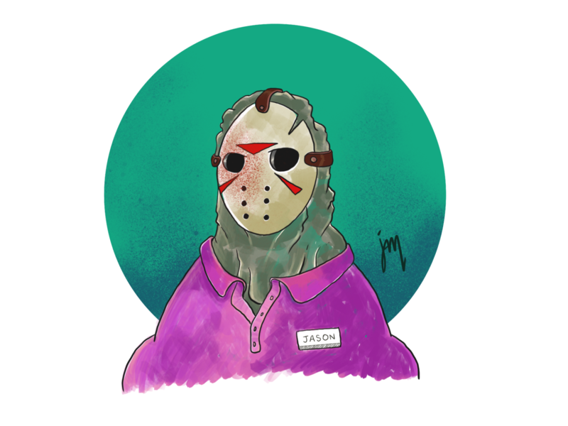 Jason practice illustration