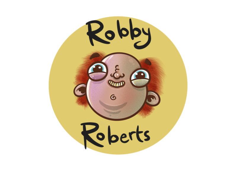 Robby Roberts design illustration