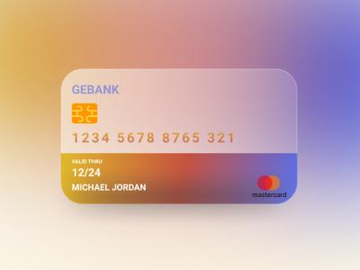 MasterCard designer designs carddesign cards card card design mastercard ui design cards ui