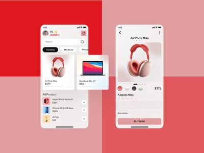 Apple Store motion graphics branding graphic design airpods iphone applestore store apple mobile ui mobile app mobile app ui design