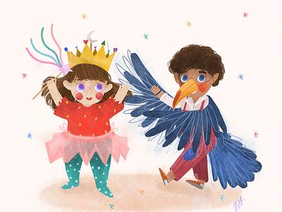 Carnival Rumble book illustrations book illustration character design cute illustration creative illustrator illustration childrens book illustration childrens illustration childrens book