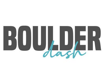 Boulder Dash - Logo and Product Assets assets product design logo app branding design