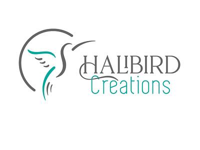 Halibird Creations - Independent Logo illustration logo design