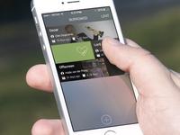 Qiv iOS app. Keep track of the things you lend and borrow