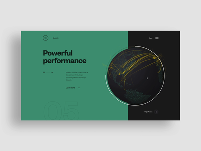 GlobeKit, Flight Routes + Lunar Seas & Oceans webgl web design ux ui typography rally interactive layout interface globe design creative direction clean cinema4d art direction animation 3d animation 3d