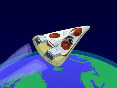 Pizza Space Industries
