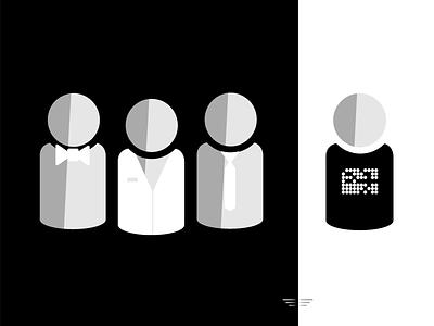 ISOTYPE fun branding persona pictogram isotype illustration graphic design