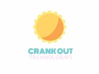 Crank Out Logo