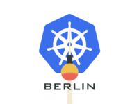 Berlin Kubernetes Meetup Logo