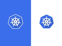 Kubernetes Logo, Alternative
