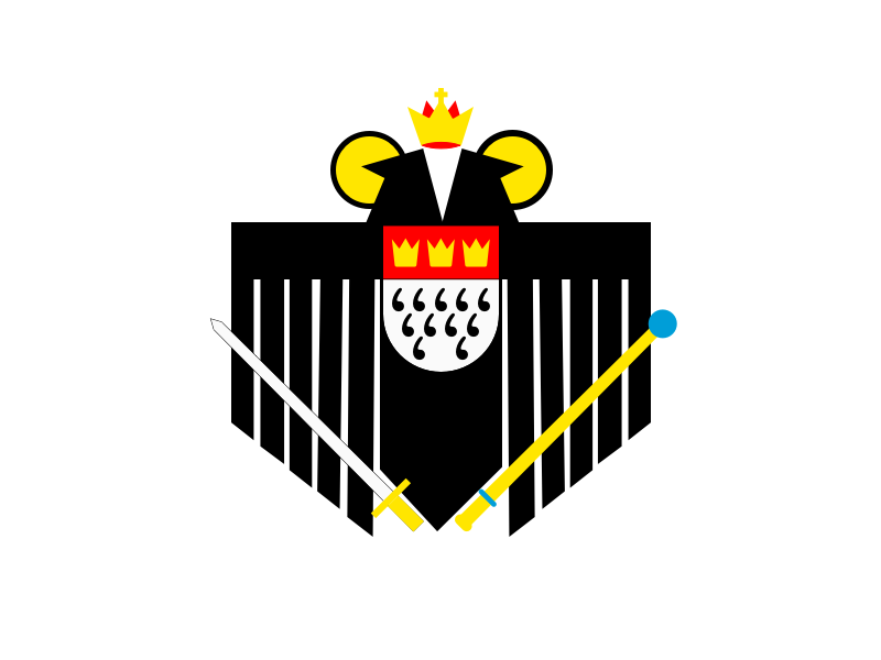 Köln, Coat of Arms germany coat of arms koeln cologne koln