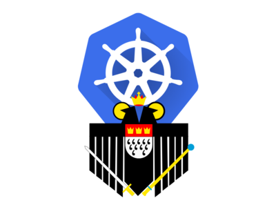 Cologne Kubernetes Meetup kubernetes branding identity germany coat of arms koeln cologne koln