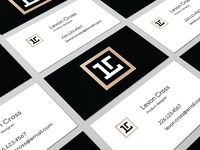 Personal Brand - Business cards