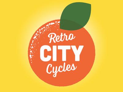 Retro City Cycles orange cycle cycles bicycle orlando retro juice