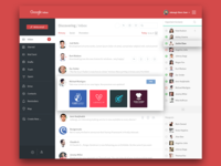 Google Inbox Redesign
