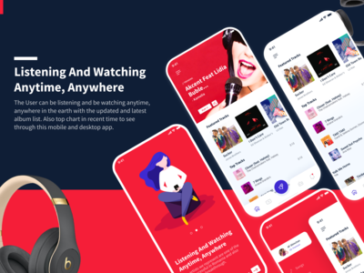 Music Clab Mobile App