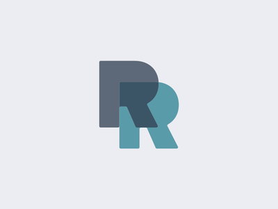 Logo for a web app colors startup app web logo
