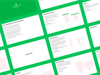 Nextdoor - iPad Design Guidelines nextdoor guide presentation design system design guidelines ipad guidelines ipad app