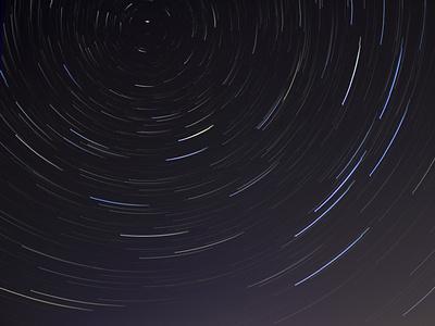 Circles of stars photography nightphotography star photography night stars star