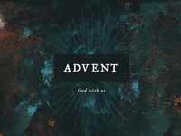 Advent teaching series