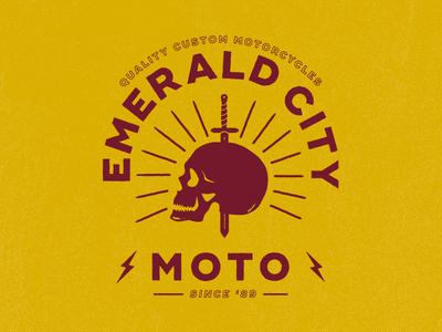 Ridley Grotesk for Fonts.com motorcycle lock up badge moto font type specimen