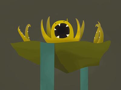 The Kraken free hugs. runescape kraken illustration