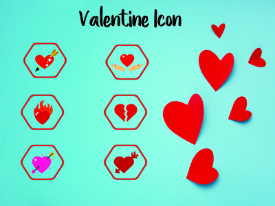 Valentine Icon valentinesday valentine day valentine