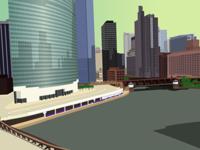 Chicago Illustration