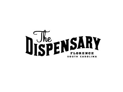 The Dispensary logo marks typography gig posters t-shirts logos graphic design advertising silkscreen illustration packaging posters icons