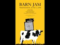 Barn Jam June 1