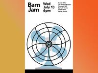 Barn Jam July 13