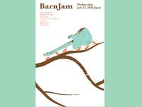 Barn Jam July 27