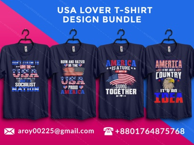 usa lover t-shirt design bundle 2 teesdesign teeshirt typography art typography design graphic design teespring t shirt design amazon usa t-shirt american america typography t-shirts t-shirt design shirt design fashion brand design brand branding fashion design t-shirt
