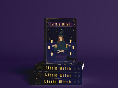 Illustrated book cover witch witchy illustrated book illustration art childrens illustration childrens book book design cover artwork cover design book cover