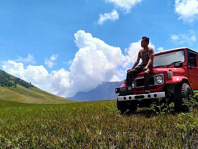 Harga Sewa Jeep Wisata Bromo nature mountain volcano travel app traveling travel