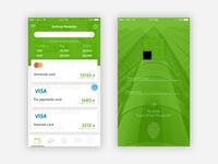 Privat 24 App Redesign mobile bankingapp redesign money banking mobileapp