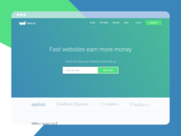 Landing Page wao.io