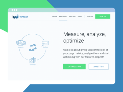 Features Page Wao.Io 800x600