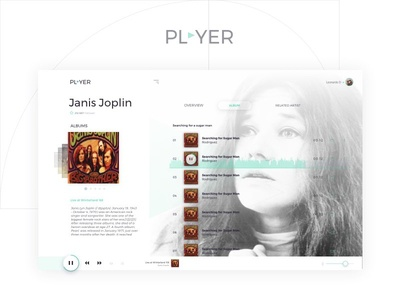 music player player music