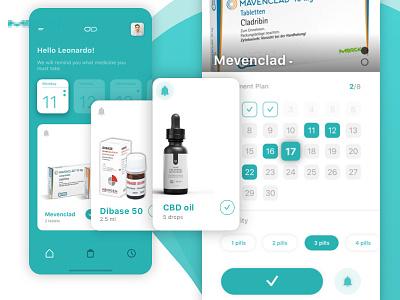 Medicine reminder drugs reminder app calendar app