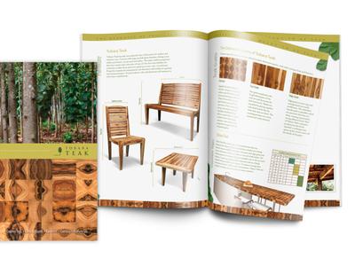 Tobara Teak Catalog Brochure