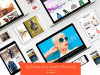 Homepage Section for ecommerce Themes