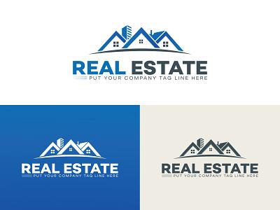 Real estate logo Design icon design company logo company branding logo design branding illustration branding design minimalist logo free logo free logo design logo maker online logo maker logo design