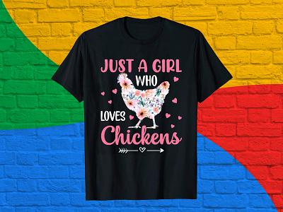 Just A Girl Who Loves T Shirt Design branding design logo t shirts shirt design t shirt t shirt art t shirt design ideas t shirt design t shirt designer merch by amazon shirts merch by amazon logo design branding branding design
