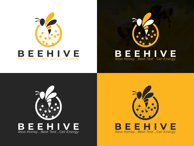 Bee Hive Logo Design logo maker illustrator uidesign vector logo logo designer logodesign free logo company branding logo maker online logo design free logo design company logo logo design branding branding design bee logo hive logo design honey logo design honey bee logo honey logo