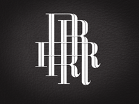 Triple R Monogram